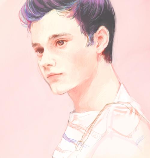 Chris Drawings & paintings Fanarts Tumblr_lywbkcgawy...1ro1_500-31f5ac8