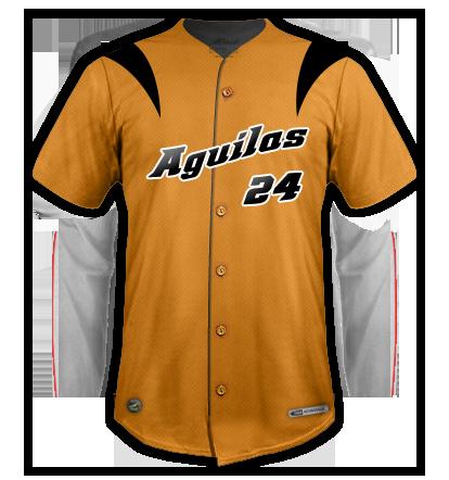 Camisa de Águilas del Zulia. Camisaaguilas-29e91df