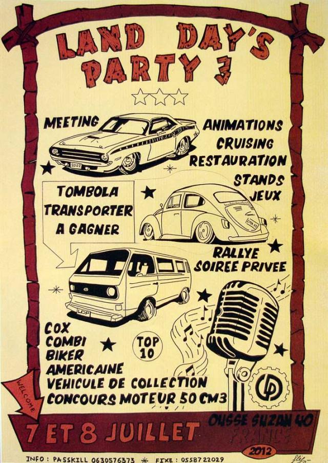 LAND DAY'S PARTY 3,,,juillet 7 et 8 Imgp8905-3221341