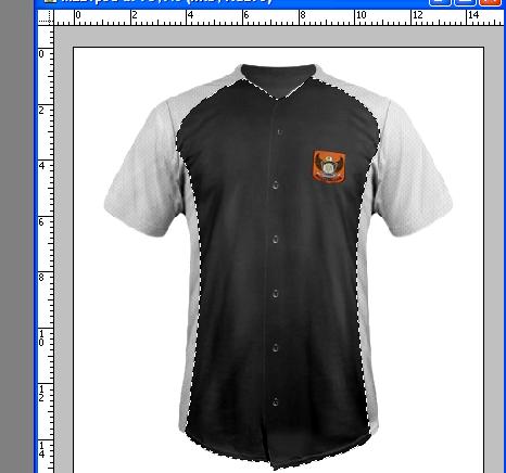 Camisa de Águilas del Zulia. Test-29efce5
