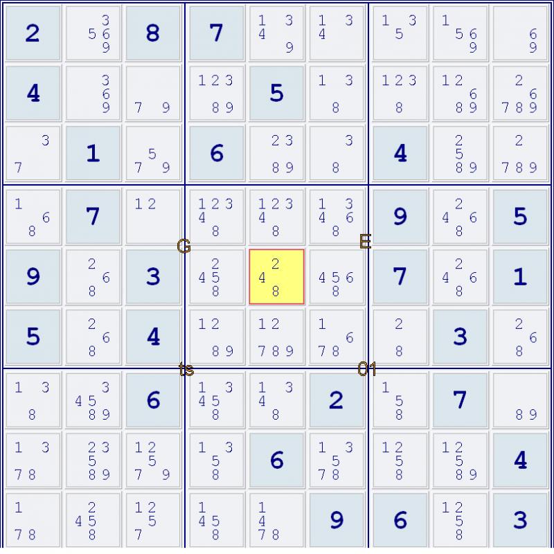 Grille sudoku ts n 01 - Grille de sudoku diabolique ...