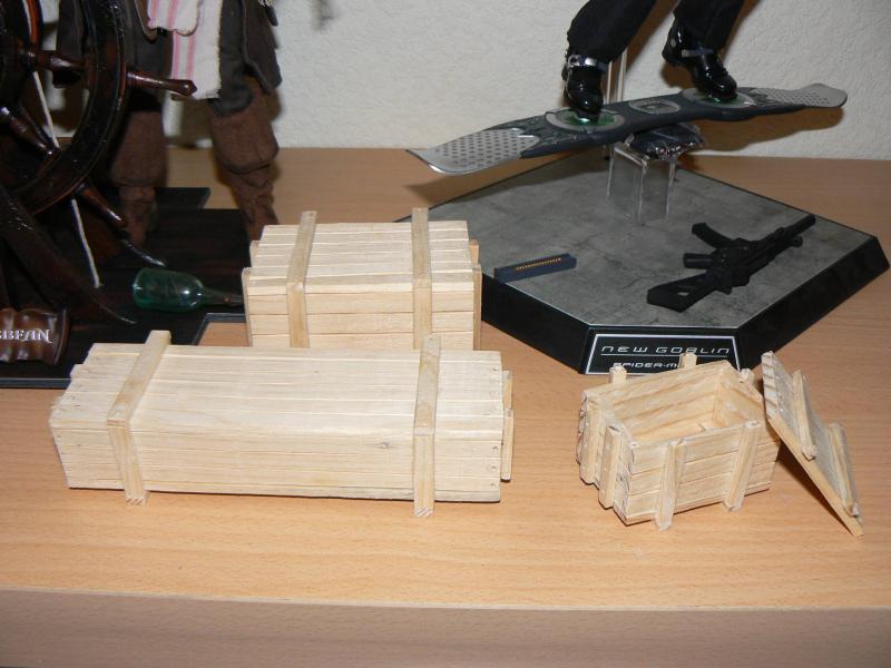 Les customs du Skarabee - tonneau de rhum en bois pour mon capitain (page 4) P1030447-318eccb