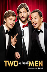 Two and a Half Men 10x14 Sub Español Online